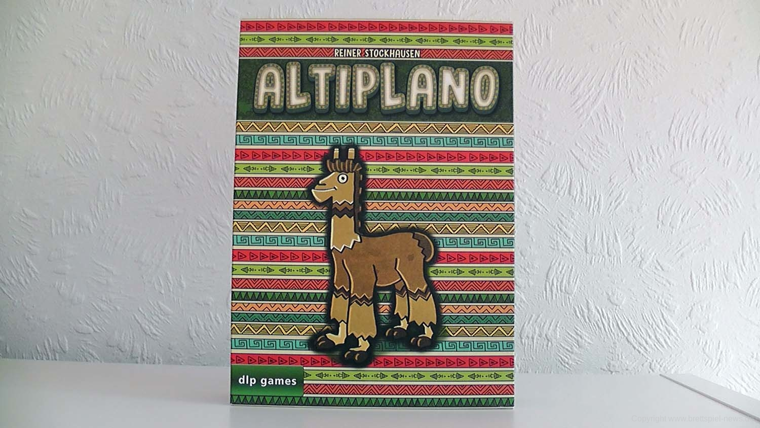 TEST // Altiplano