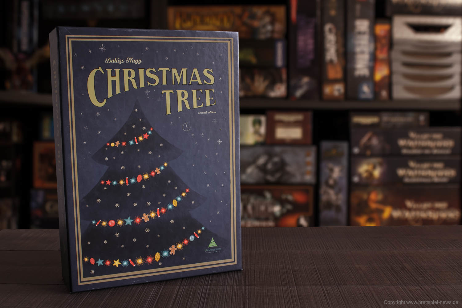 TEST // CHRISTMAS TREE (2. Edition)