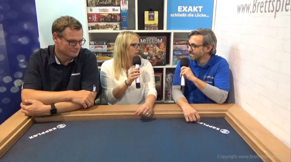 VIDEO // Interview mit Inka und Markus Brand