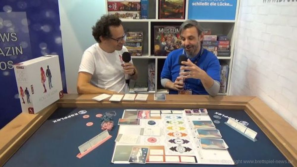 VIDEO // Interview mit FOG OF LOVE Autor Jacob Jaskov auf der SPIEL'19