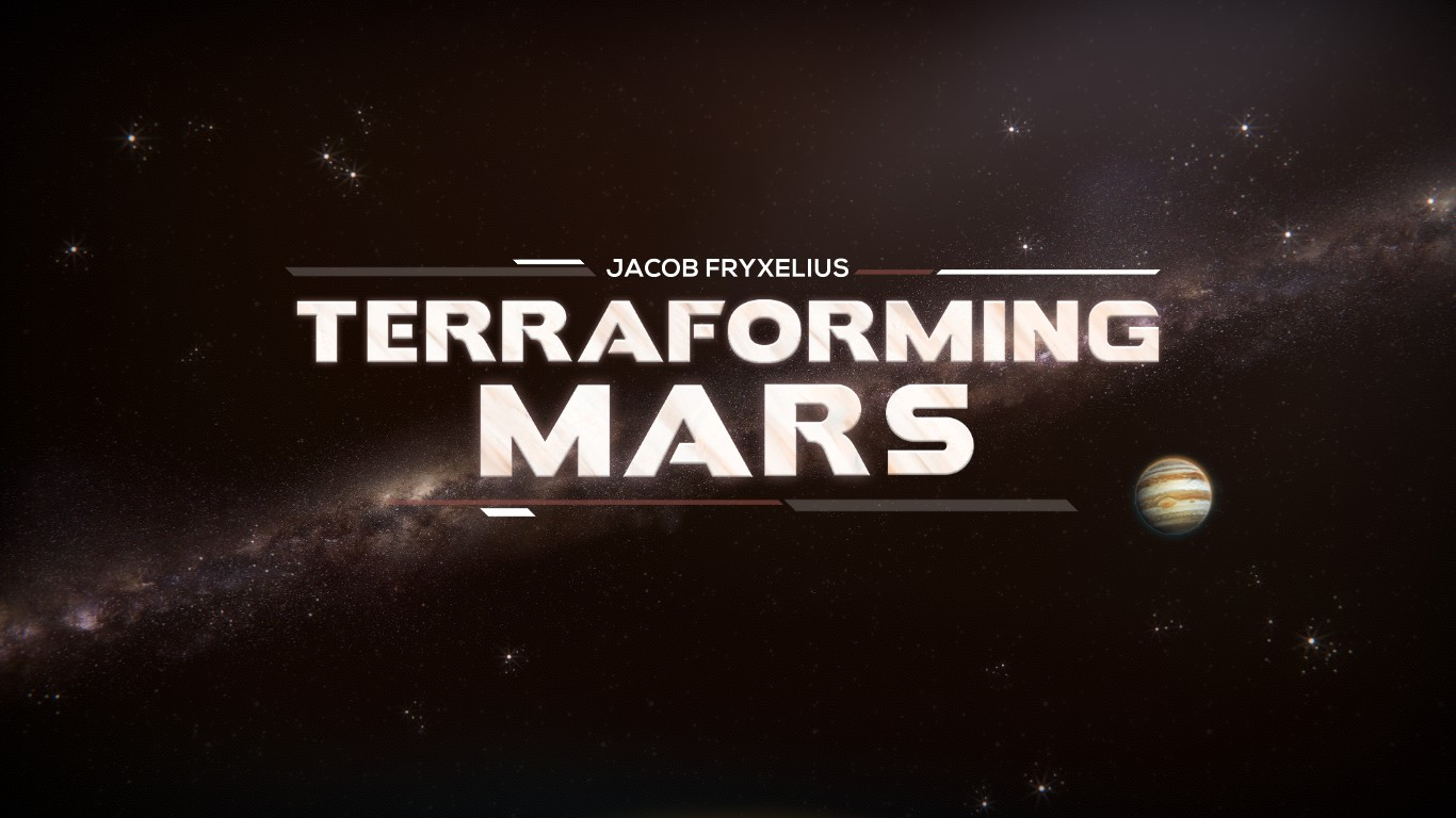 TEST // Terraforming Mars (Digitale Version)