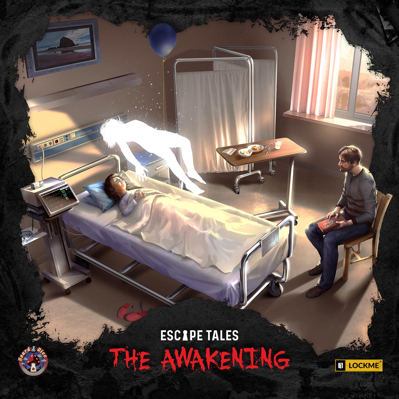 Znalezione obrazy dla zapytania escape tales the awakening