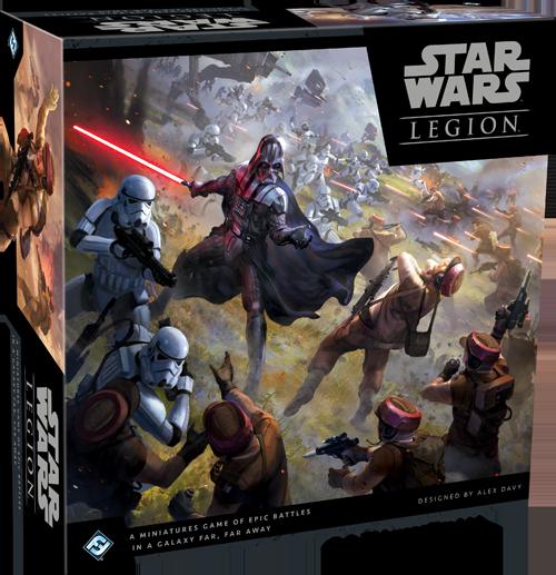 Star Wars: Legion für Anfang 2018 angekündigt