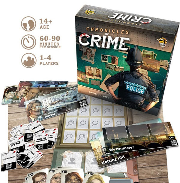 Meinung: Chronicles of Crime – Erster Eindruck