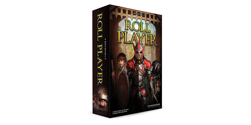 TEST // Roll Player