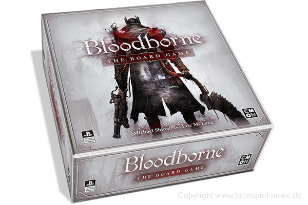 KICKSTARTER // Bloodborne: The Board Game