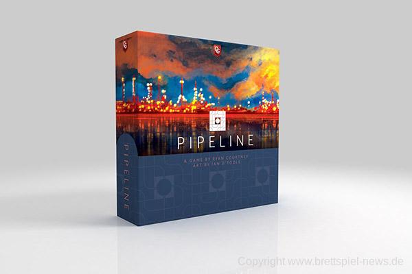 pipeline in englischer sprache erschienen