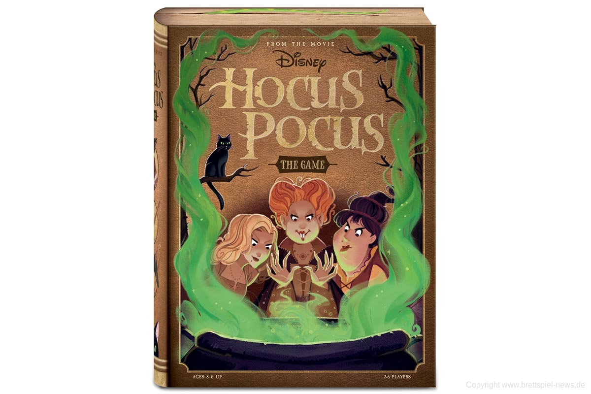 DISNEY HOCUS POCUS: THE GAME // erscheint 2020