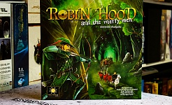 TEST // ROBIN HOOD AND THE MERRY MEN