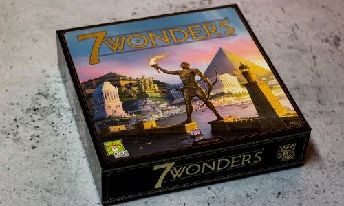 7 WONDERS // Bilder der neuen Edition
