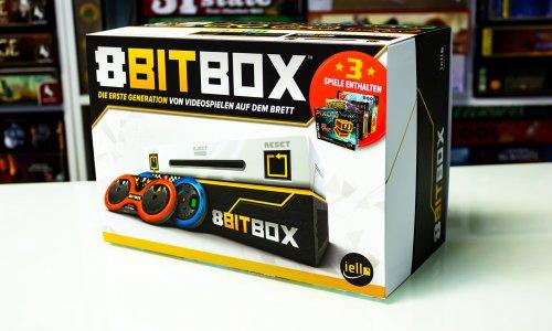 TEST // 8bit Box
