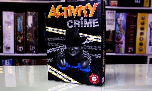 TEST // ACTIVITY CRIME