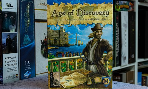 TEST // AGE OF DISCOVERY