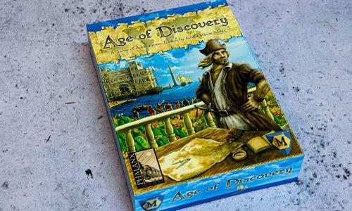 AGE OF DISCOVERY // Bilder vom Spiel