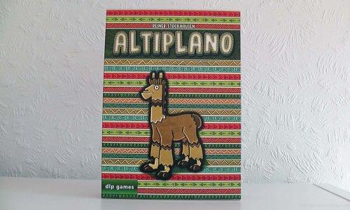 TEST // Altiplano