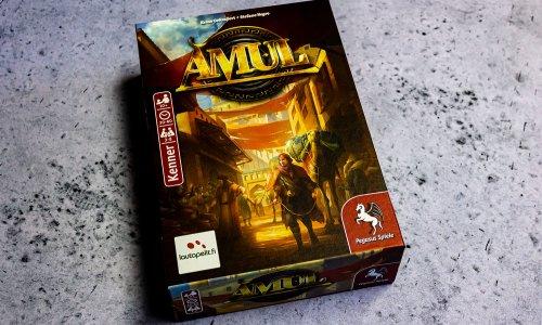 AMUL // Bilder vom Spiel