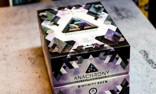 ANACHRONY: INFINITY BOX // Bilder der limitierten Auflage