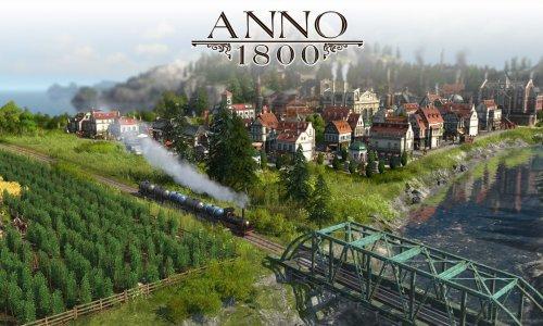 ANNO 1800 // erster Eindruck vom Spiel