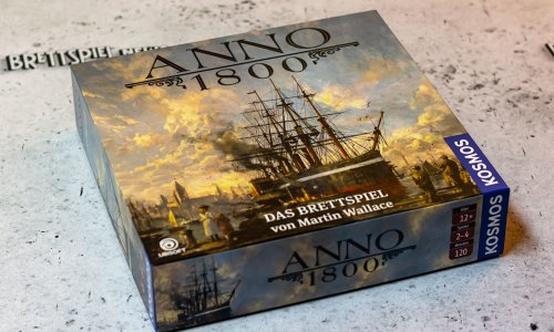 ANNO 1800 // Bilder vom Spiel