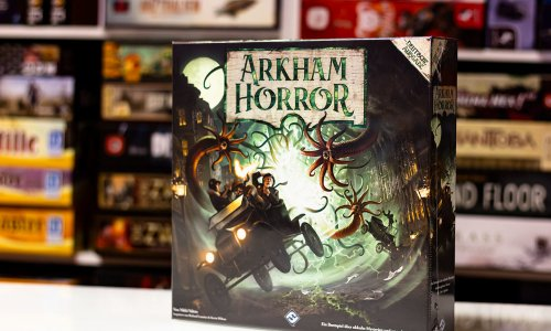TEST // Arkham Horror (3. Edition)
