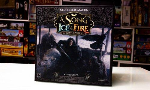 A SONG OF ICE&FIRE // Erste Bilder des Starter-Sets