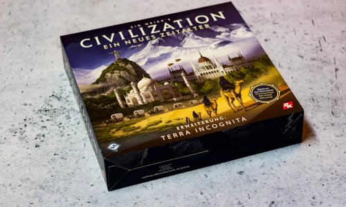 CIVILIZATION – EIN NEUES ZEITALTER // Bilder der Terra Incognita Erweiterung
