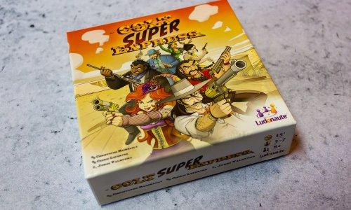 COLT SUPER EXPRESS // Bilder vom Spiel