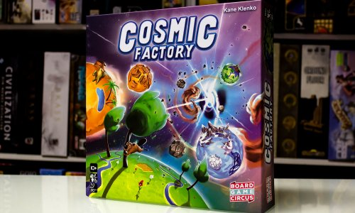 TEST // COSMIC FACTORY