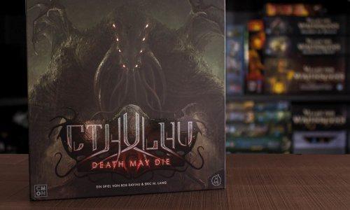 TEST // CTHULHU - DEATH MAY DIE