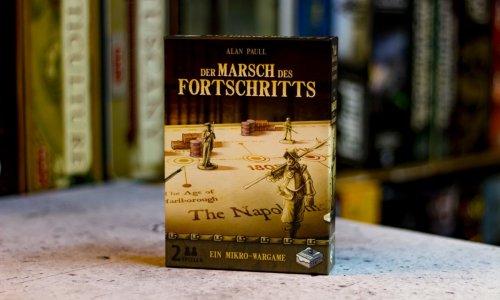 TEST // DER MARSCH DES FORTSCHRITTS