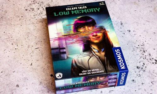 ESCAPE TALES // LOW MEMORY Bilder vom Spiel