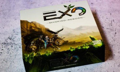EXO: MANKIND REBORN // Bilder vom Spiel