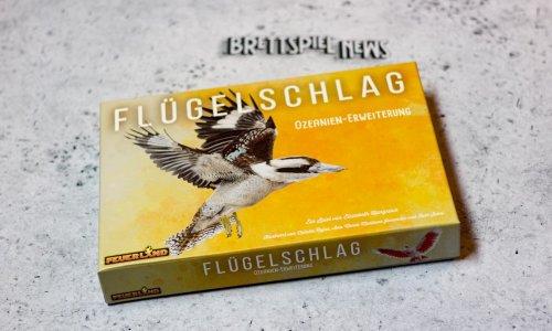 FLÜGELSCHLAG // Bilder von Oceanien Erweiterung