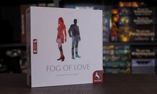 TEST // FOG OF LOVE