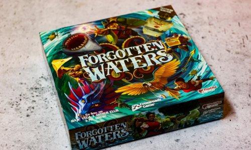 FORGOTTEN WATERS // Bilder vom Spiel