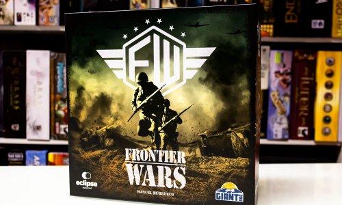 FRONTIER WARS // erste Bilder