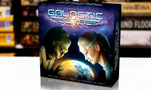 KICKSTARTER // Galactic Era erneut gestartet