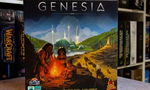 GENESIA // Bilder vom Spiel