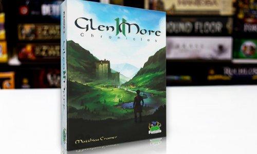 TEST // Glen More II: Chronicles (Prototyp)