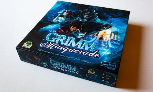 GRIMMS MASKERADE // Bilder vom Spiel