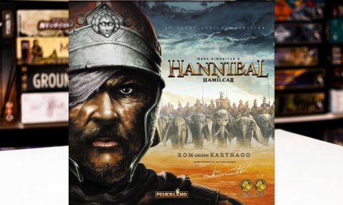 TEST // HANNIBAL & HAMILCAR