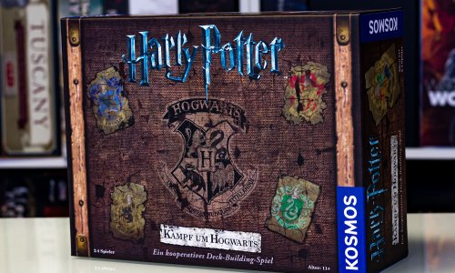 TEST // HARRY POTTER: KAMPF UM HOGWARTS