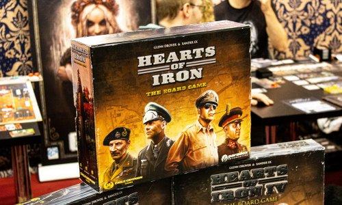 HEARTS OF IRON // Es kommt ein Brettspiel