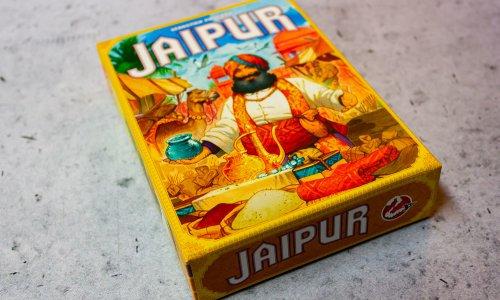 JAIPUR // Bilder vom Spiel