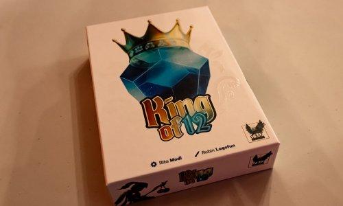 KING OF 12 // Bilder vom Spiel