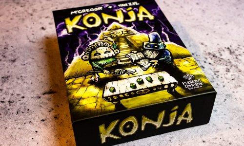 KONJA // Bilder vom Spiel