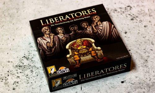LIBERATORES // Bilder vom Spiel