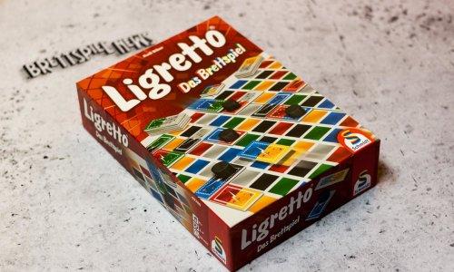 LIGRETTO – DAS BRETTSPIEL // Bilder vom Spiel