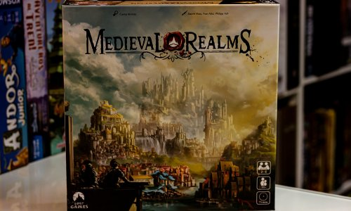 TEST // MEDIEVAL REALMS