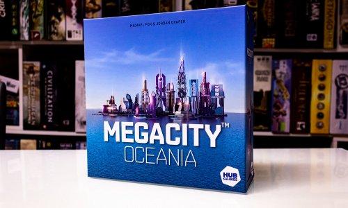 MEGACITY: OCEANIA // Erste Bilder